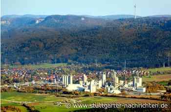 Bürgerinitiative kämpft gegen Zementwerk - Zementschlacht in Dotternhausen - Stuttgarter Nachrichten