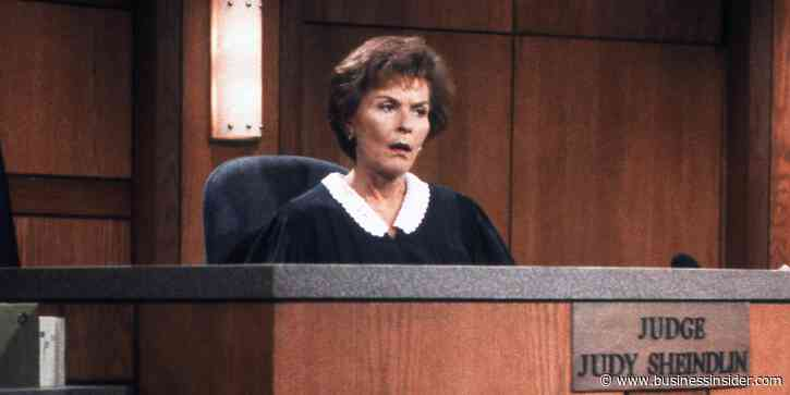 How rich is Judge Judy Sheindlin? 'Judge Judy' to end after 25 years - Business Insider