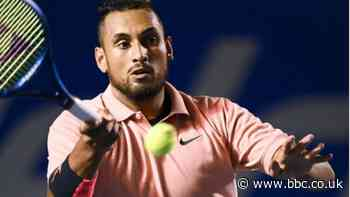 Fever-Tree Championships: Nick Kyrgios & Marin Cilic join Queen's line-up - BBC Sport