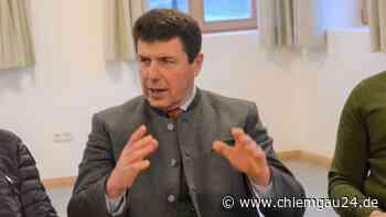 Kommunalwahl Bayern 2020: Bürgermeisterkandidat für Seeon-Seebruck: Bernd Ruth (CSU) | Seeon-Seebruck - chiemgau24.de