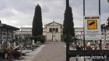Troppi furti, telecamera al cimitero - L'Arena