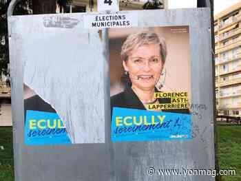 Municipales à Ecully : une candidate porte plainte après des dégradations de ses affiches - Lyon Mag