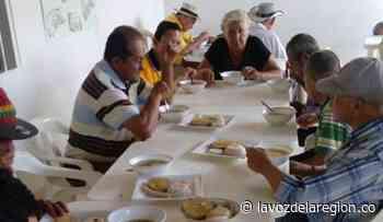 Garantizada alimentación y cuidado de adultos mayores en Tesalia - Noticias