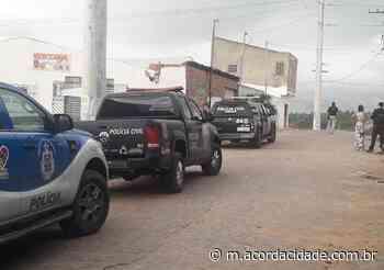 Dilton Coutinho | Operação Cabuçu Livre: Saubara completa seis meses sem homicídios - Acorda Cidade