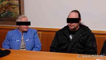 Frankenthal: Falsche Fünfziger!: Mutter und Sohn verurteilt - BILD