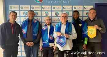 L'US Vaires-sur-Marne devient partenaire du RC Strasbourg ! - Actufoot