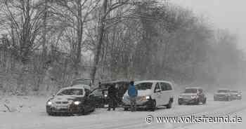 PI Morbach hat mehrere Einsätze wegen des Schnees - Trierischer Volksfreund