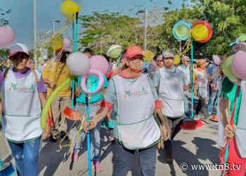 """""""Nagarote Por Siempre Limpio"""", campaña de limpieza a nivel municipal - TN8 Nicaragua"""