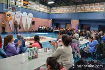 Celebrating Ivakkak in Kuujjuaq - Nunatsiaq News
