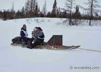 Kuujjuaq represented in Ivakkak dogsled race - Nunatsiaq News