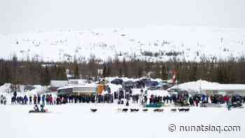 Ivakkak's dogsled racers reach Kuujjuaq - Nunatsiaq News