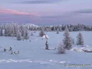 An early afternoon sunset in Kuujjuaq - Nunatsiaq News