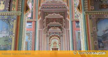 Patrika Gate, Gerbang Kota Penuh Warna di Jaipur, India - kumparan.com - kumparan.com