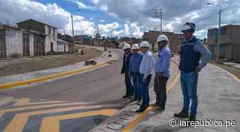 Puno: Concluyen obras que buscan impulsar el turismo en distrito de Atuncolla - LaRepública.pe