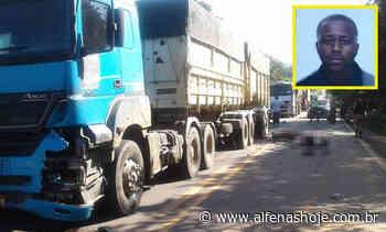 Motociclista morre em acidente na rodovia entre Alfenas e Campos Gerais - Alfenas Hoje