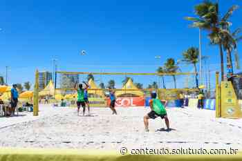 Aracaju recebe etapa de Circuito brasileiro de Vôlei na Praia de Atalaia - Solutudo - A Cidade em Detalhes