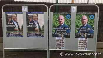 Linselles : ce que les deux candidats aux municipales proposent dans leur programme - La Voix du Nord