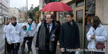 Puteaux - Gabriel Attal affiche son soutien à Emmanuel Canto, candidat LREM | La Gazette de la Défense - La Gazette de la Défense