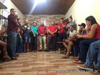 Vice-prefeito de Borborema rompe com a prefeita Gilene Cândido e lança sua pré candidatura à prefeito do município - Polêmica Paraíba