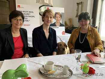 Katrin Reuscher ist Bürgermeisterkandidatin für Sendenhorst - Radio WAF