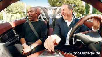 Neue Staffel mit Jerry Seinfeld : Der will nur spielen - Tagesspiegel