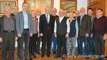 Morsbach: Über 30 Jahre im Dienst der Bürgerinnen und Bürger - donaukurier.de