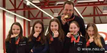 Curling: Limmattaler Juniorinnen sind Schweizer Meister - Nau.ch