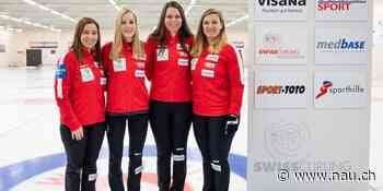 Curling-WM in Kanada: Premiere fürs Team Stern - Nau.ch