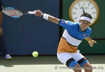 Kei Nishikori getting better but still not ready to play - Tennis World USA