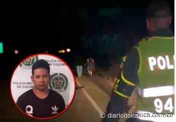 Momento en que Policía le arrebata una niña a pedófilo en Yotoco, Valle del Cauca [VIDEO] - Diario del Cauca