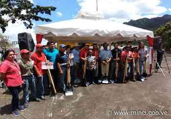 Productores del municipio Caripe en Monagas reciben insumos agrícolas - MinCI