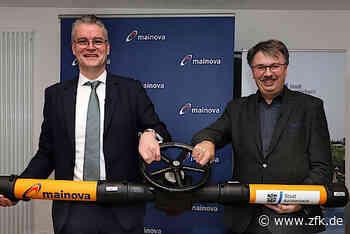Stadt Kelsterbach verlängert Gaskonzession mit Mainova - Zeitung für kommunale Wirtschaft