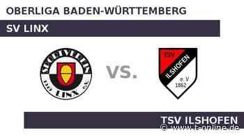 SV Linx gegen TSV Ilshofen: Ilshofen will Trendwende - t-online.de