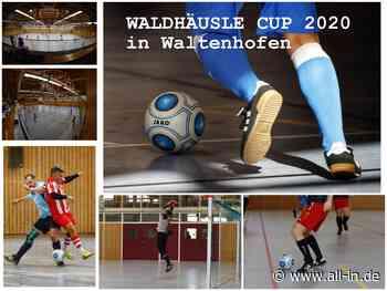 HEIMATREPORTER - BEITRAG: WALDHÄUSLE CUP 2020 in Waltenhofen - Waltenhofen - all-in.de - Das Allgäu Online!