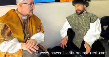 Hamlet cast takes a bow - Bowen Island Undercurrent