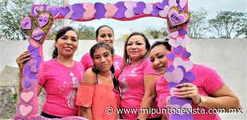 Conmemora Cobay Muna el día internacional de la mujer - www.mipuntodevista.com.mx