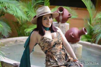 Ana Gómez Pantoja representará a Muna en Señorita Cobay Sur - www.mipuntodevista.com.mx
