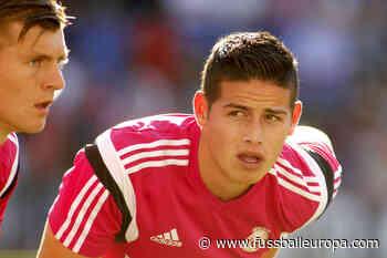 James Rodriguez ist nicht gut auf Zinedine Zidane zu sprechen - Fussball Europa