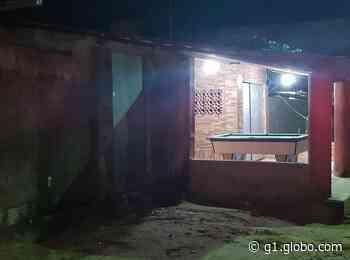 Jovem é morto a tiros em bar na cidade de Aquiraz, na Grande Fortaleza - G1