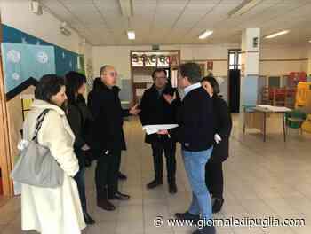 Bari, alla Ferranini di Carbonara nuovi infissi e miglioramenti spazi esterni - Giornale di Puglia