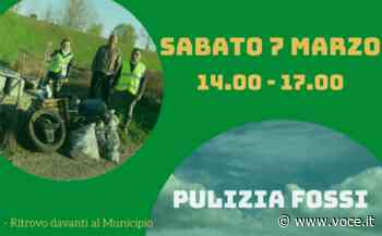Campogalliano-pulizia fossi-Marcello Messori Ambiente - Voce di Carpi