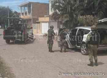 Detiene Ejército Mexicano a cuatro presuntos delincuentes en Acaponeta - El Sol de Nayarit