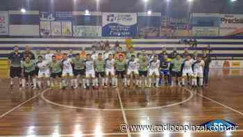 AD AGN Capinzal/Sulcredi vence jogo-treino diante da ADIF Ipira - Rádio Capinzal