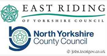 Head of Investments job with East Riding of Yorkshire Council & North Yorkshire County Council | 142559 - LocalGov