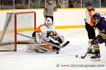 GM3: Ice Hawks hold off Flyers - Timmins Press