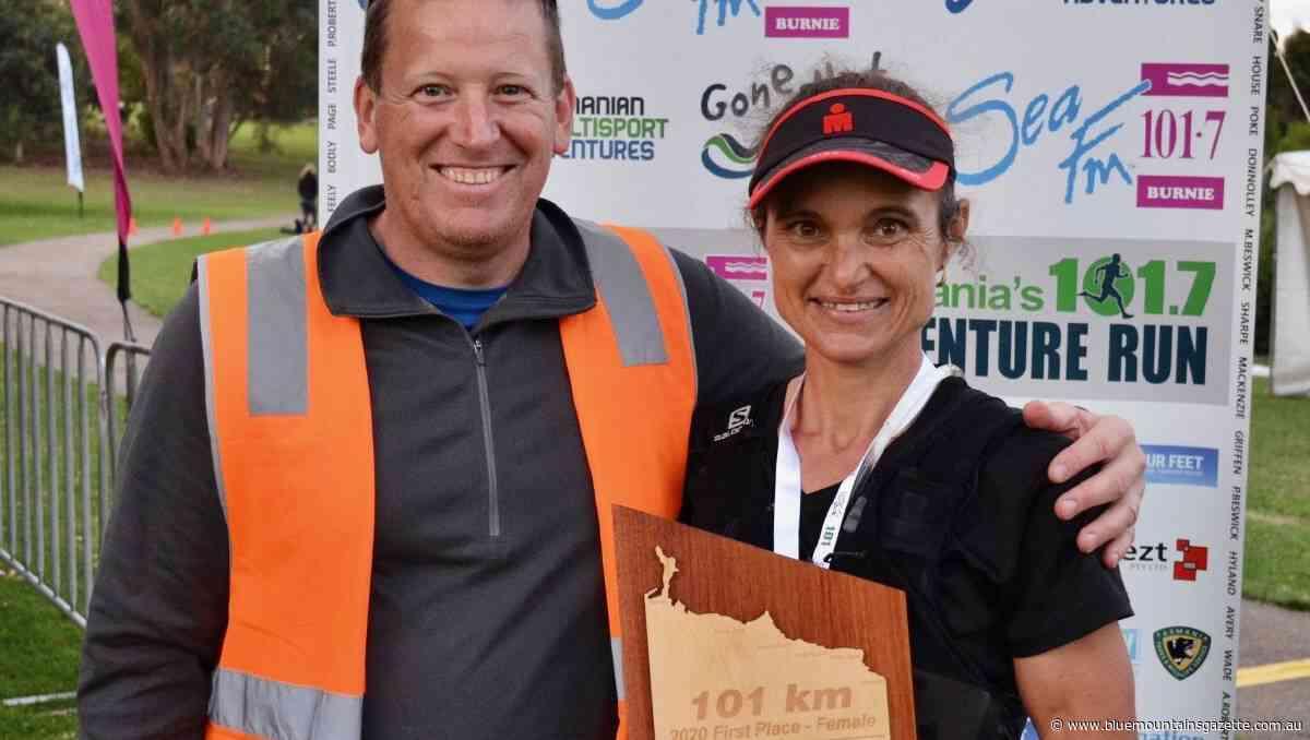 Blaxland's Heidi Rickard is female winner of Gone Nuts running event - Blue Mountains Gazette