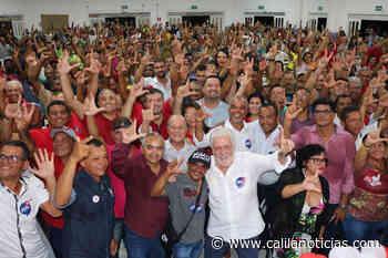 *Lançamento do PGP confirma pré-candidatura de Lucas Chicabana em Serrinha* - Calila Notícias