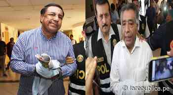Poder Judicial acepta desacumular delitos contra Willy Serrato y David Cornejo - LaRepública.pe