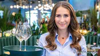 First Dates Hotel: Servicekraft Mariella im Interview - VOX Online