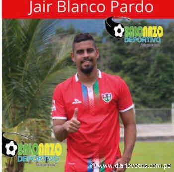 Colombiano Jairo Blanco fichó por Unión Comercio para la Liga 2 - Diario Voces